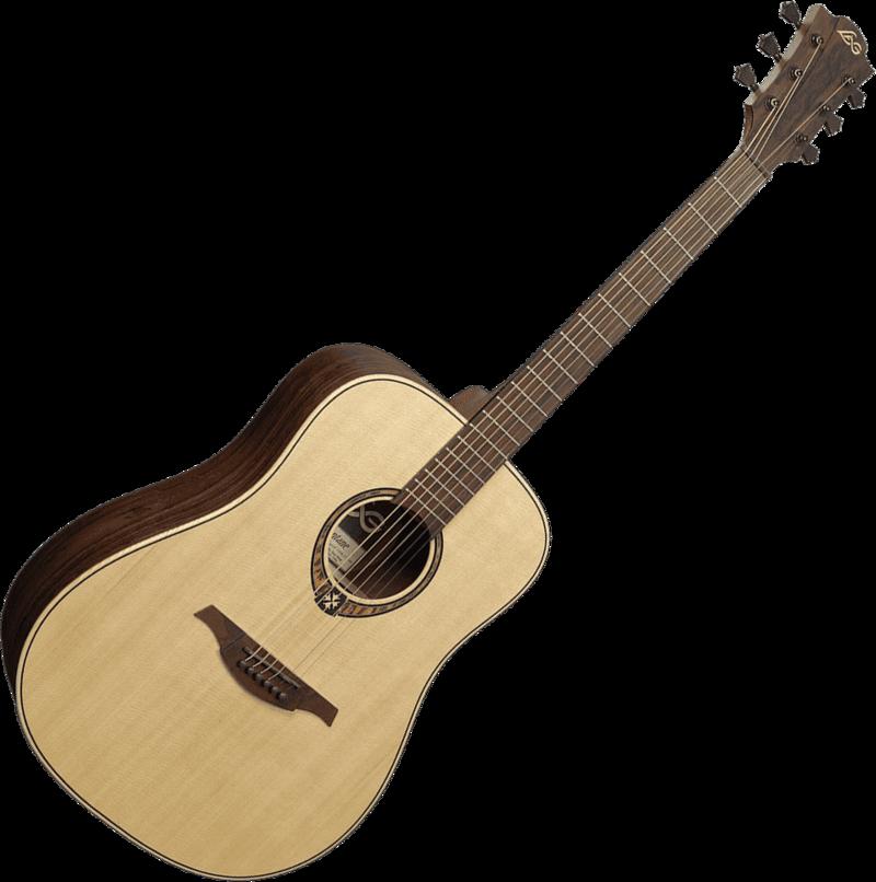 Guitare folk Lâg T270D - Voir en grand