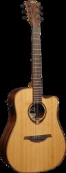Guitare folk Lâg T118DCE - Voir en grand