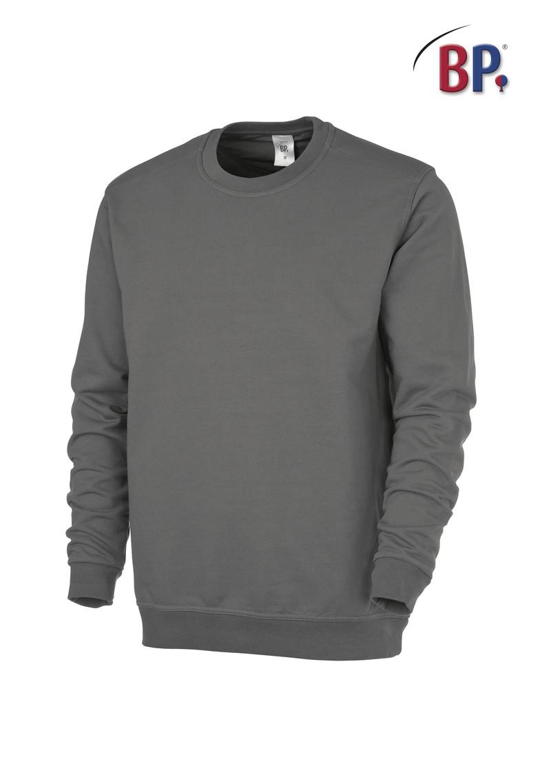 Sweat-shirt unisexe gris fonce BP - VETEMENTS