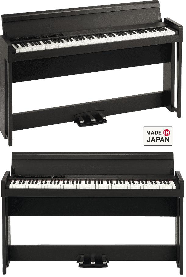 Piano Numérique Korg C1 Air-BR. - Voir en grand