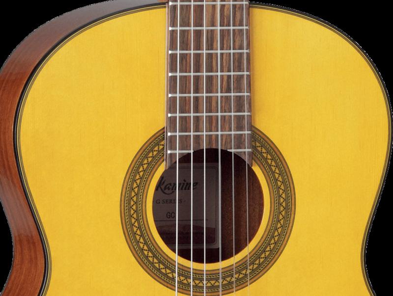 Guitare Classique Takamine GC1NAT-2 - Voir en grand