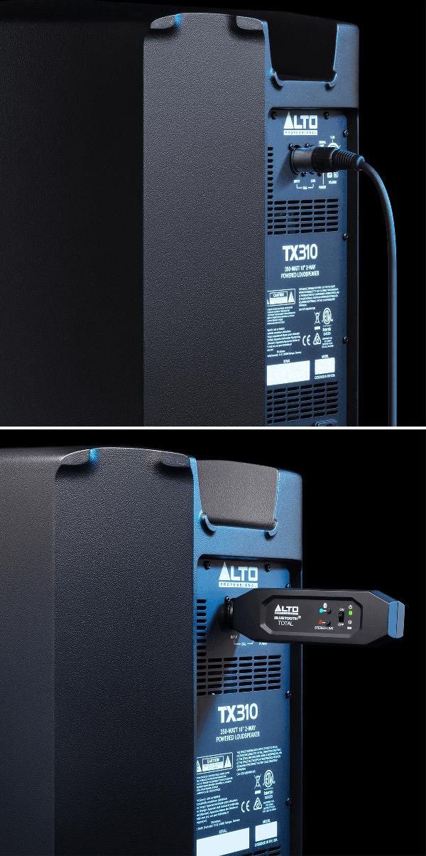 Enceinte Alto Pro TX310-2 - Voir en grand