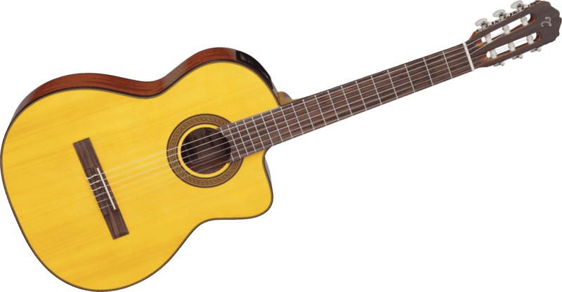Guitare ClassiqueTakamine GC3CENAT - Voir en grand