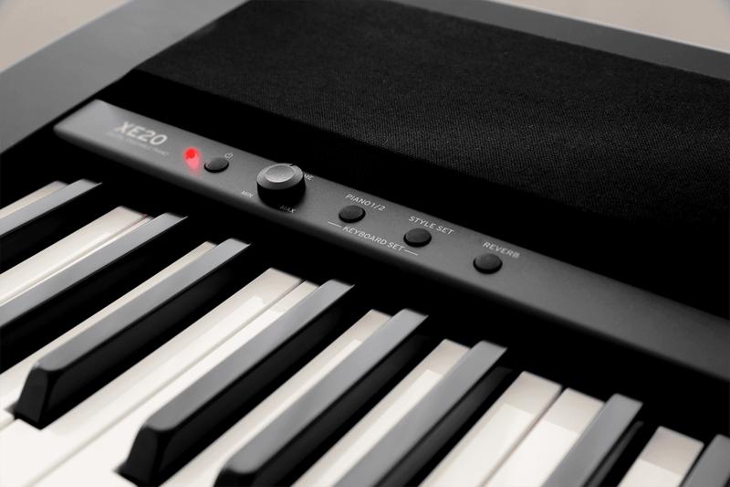 Piano numérique Korg XE20-3 - Voir en grand