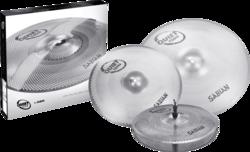 Pack Cymbales Quiet Tone QTPC503-2 - Voir en grand