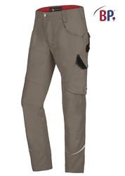 pantalon de travail BPlus Noix - Voir en grand
