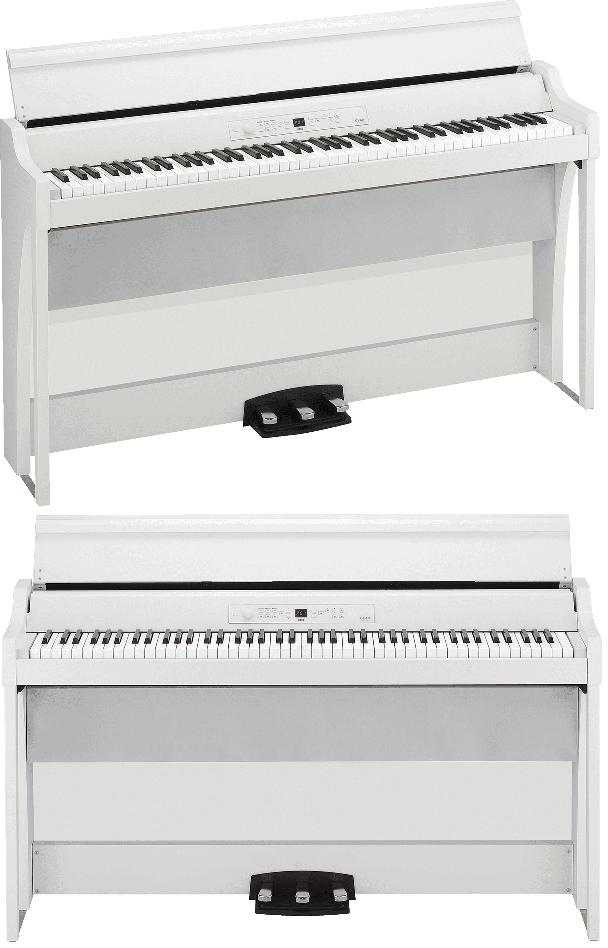 Piano Numérique Korg KOP G1-AIR-WH. - Voir en grand