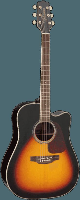 Guitare folk Takamine GD71CEBSB - Voir en grand