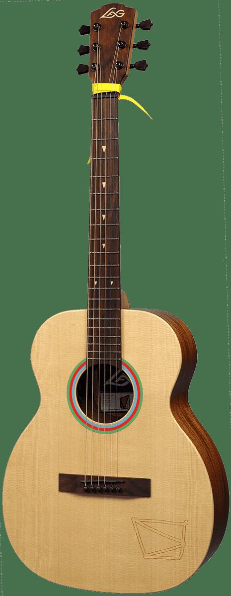 Guitare Lâg Travel Signature VIANNEY VIAN-001-3 - Voir en grand