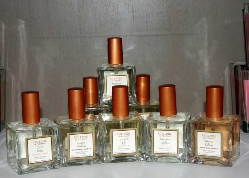 Parfum d 39 int rieur collines de provence l 39 atelier - Le parfum des collines ...