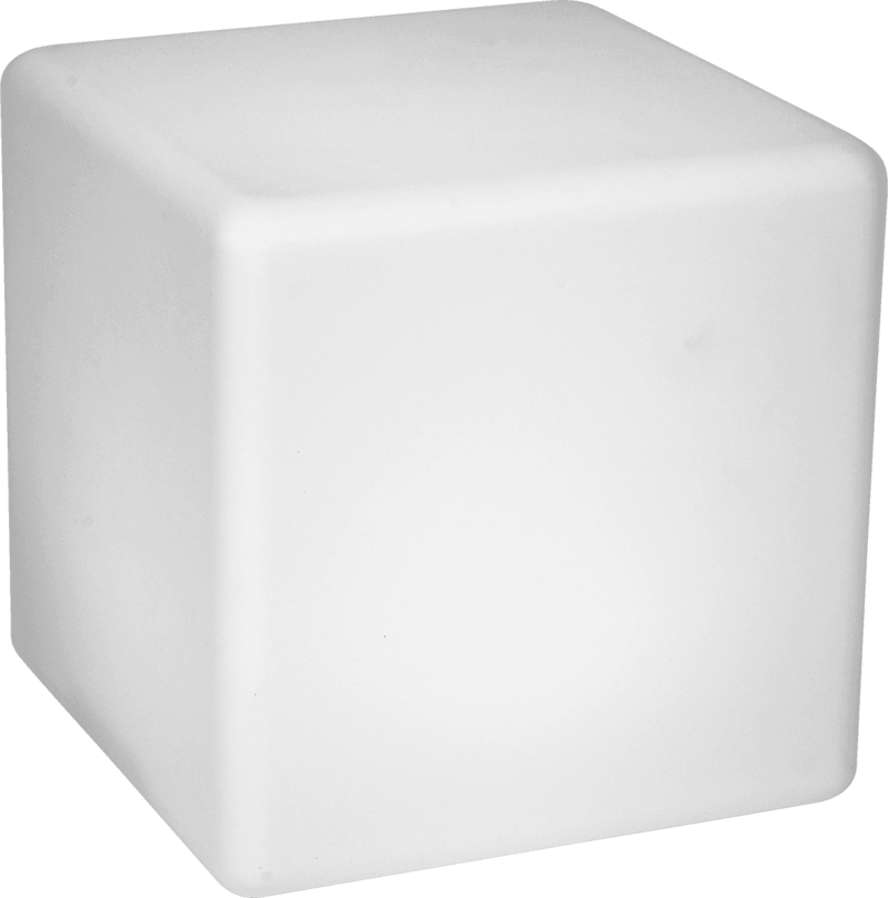 Cube de décoration lumineuse C-40 - Voir en grand