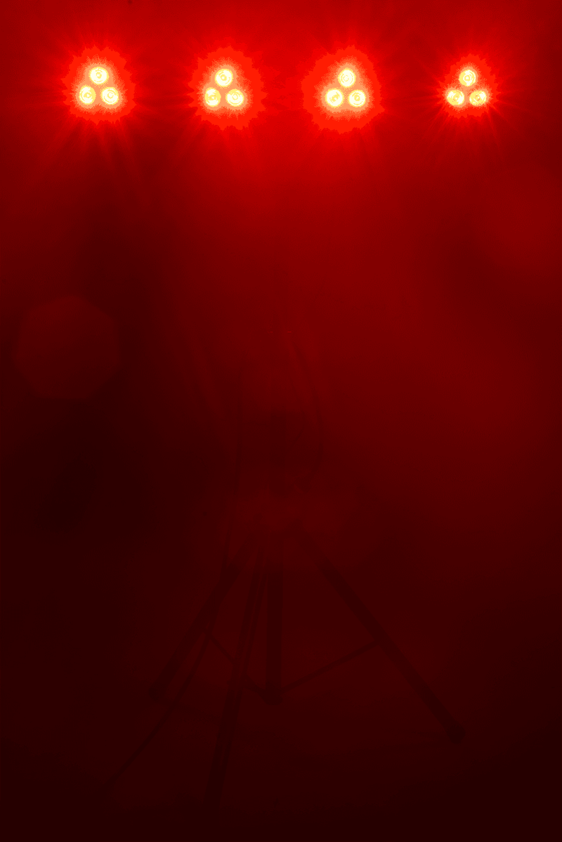Projecteurs sur Barre STAGE-BAR-3 - Voir en grand