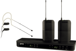 SYSTEME HF Shure BLX188E-MX53-M17 - Voir en grand