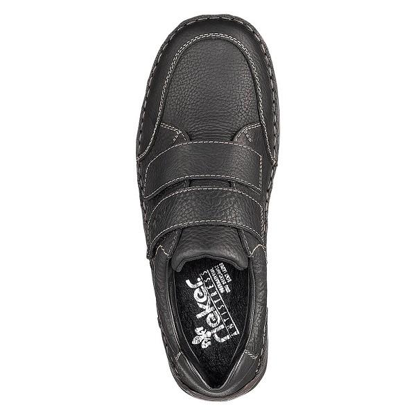 Chaussures RIEKER 05350 Noir - Voir en grand