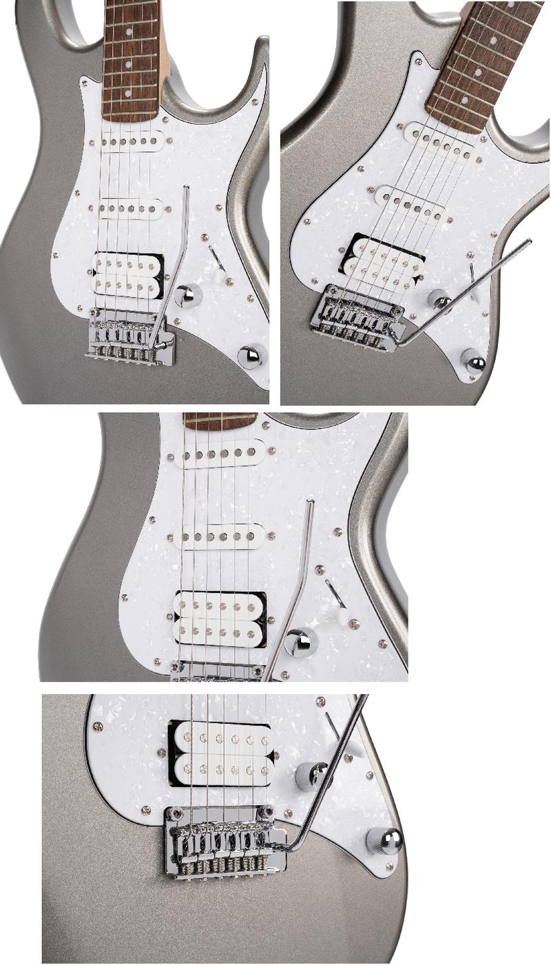 Guitare électrique G250SVM-2. - Voir en grand