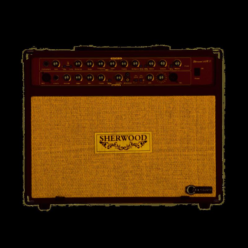 Ampli acoustique SHERWOOD60 - Voir en grand