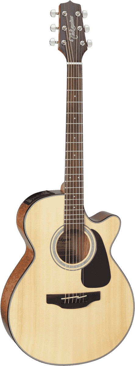 Guitare folk Takamine GF30CENAT - Voir en grand
