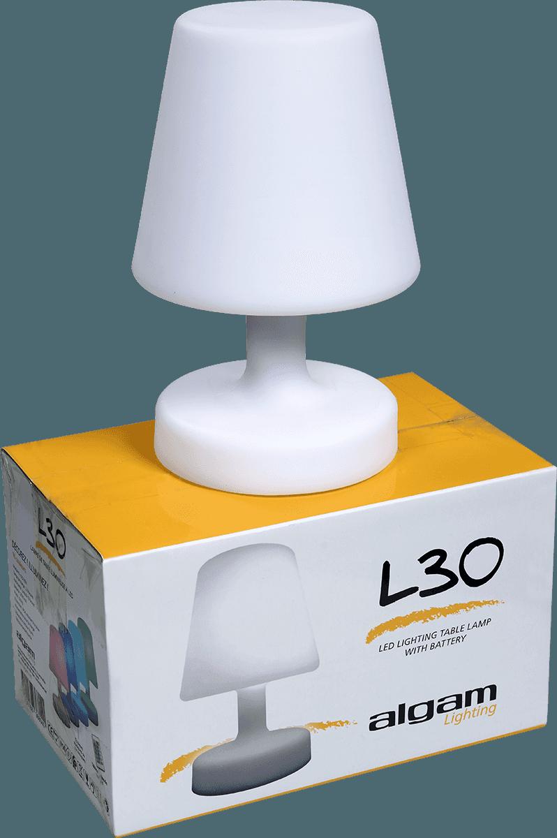 Lampe de table lumineuse L-30 - Voir en grand