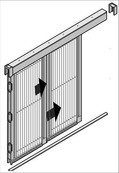 Moustiquaire plissée pour portes 2 vantaux latéraux.jpg - Voir en grand