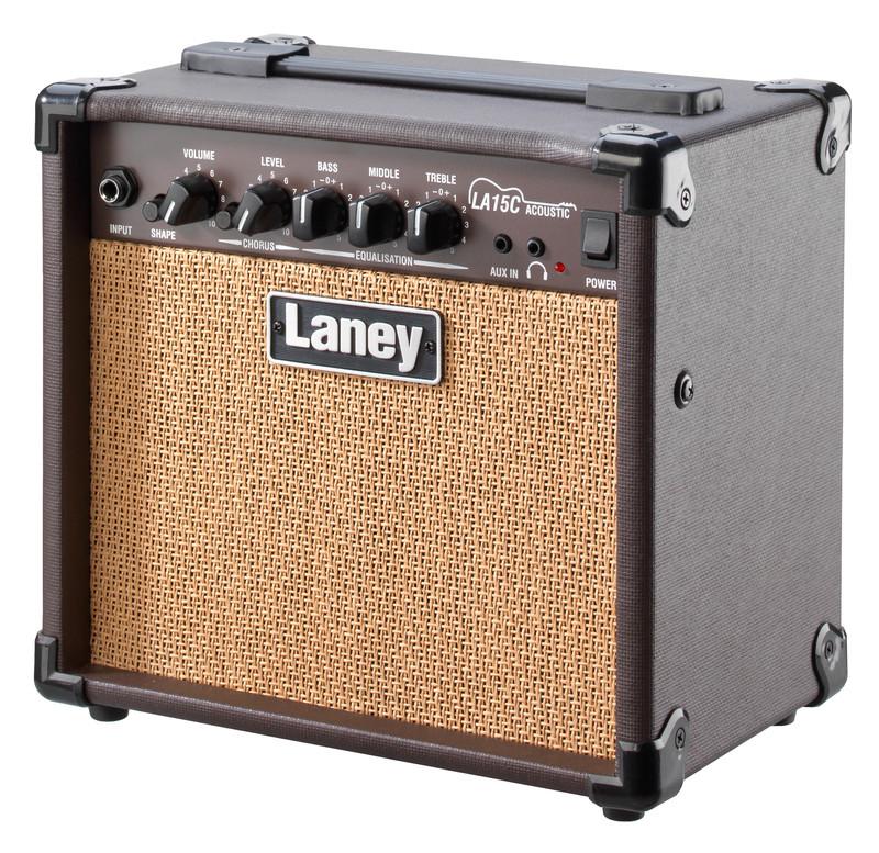 Ampli acoustique Laney LA15C-2 - Voir en grand