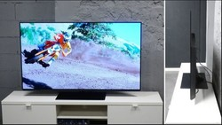 PANASONIC OLED - TELEVISION - ETS MOLINIER - Voir en grand