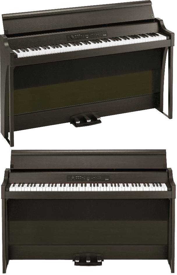 Piano Numérique Korg KOP G1-AIR-BR. - Voir en grand