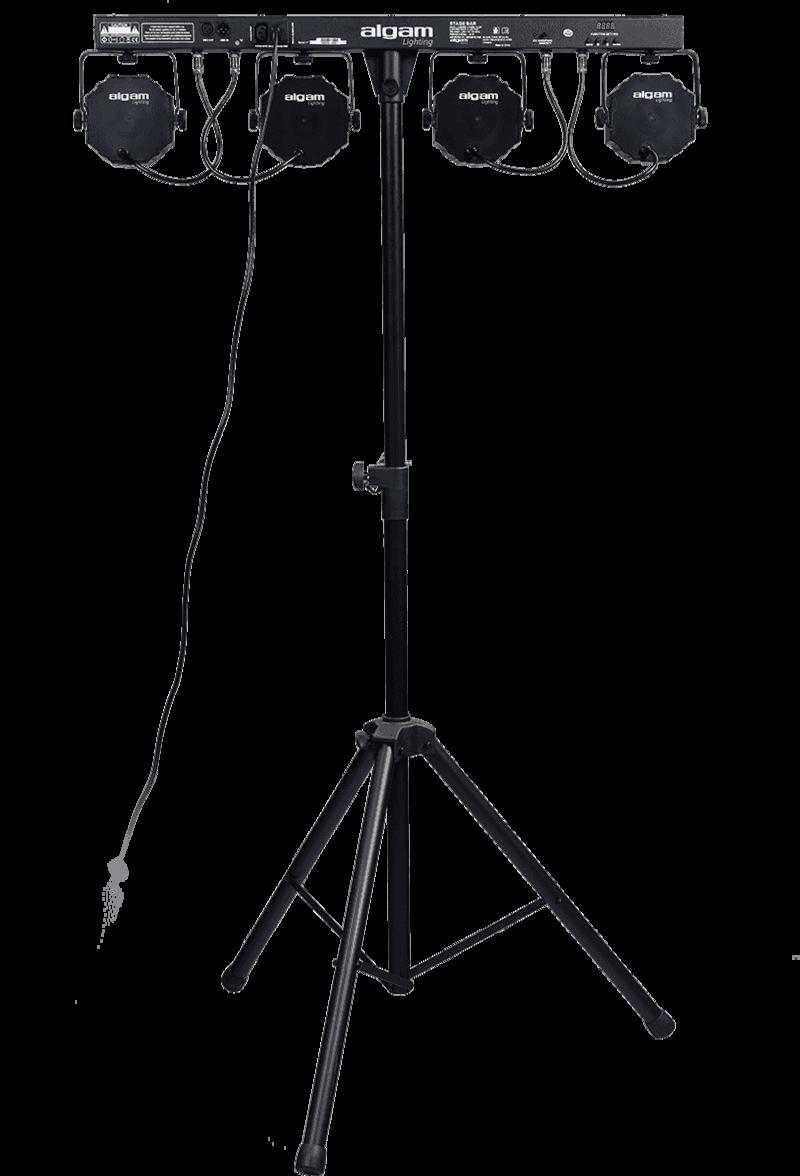 Projecteurs sur Barre STAGE-BAR-2 - Voir en grand