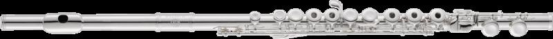 Flûte Jupiter Soprano en UT JFL700R - Voir en grand