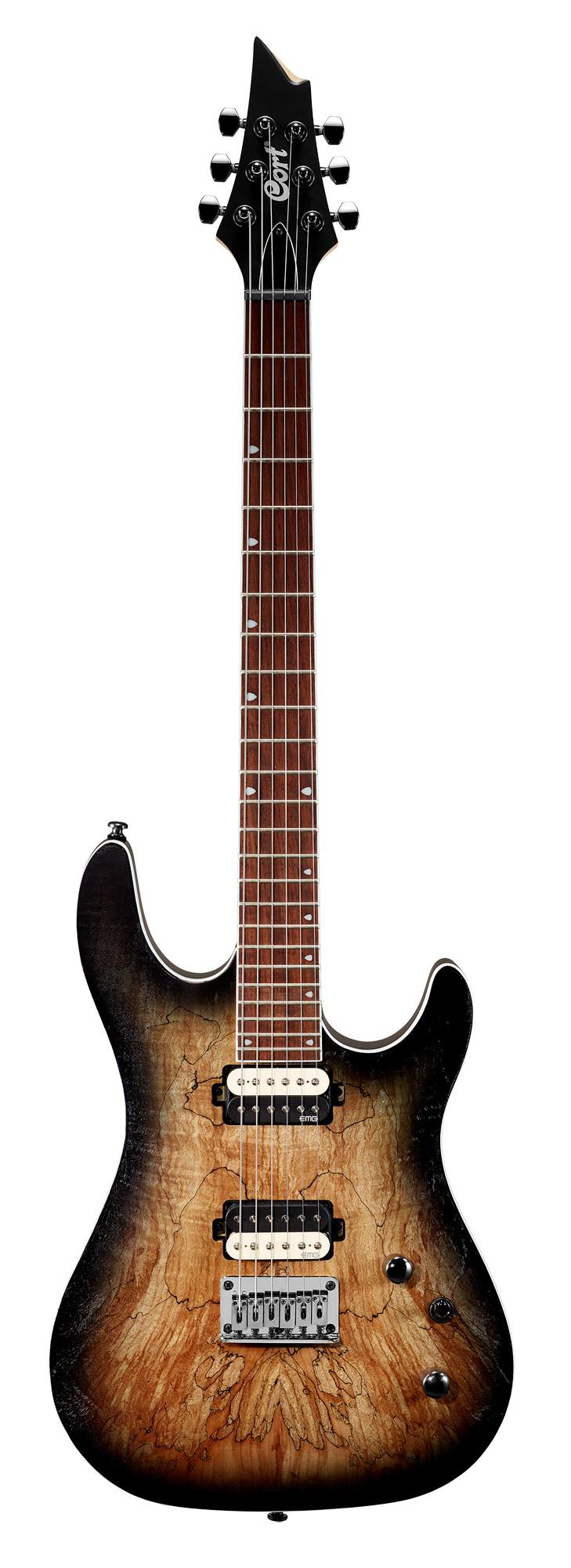 Guitare électrique KX300OPRB - Voir en grand