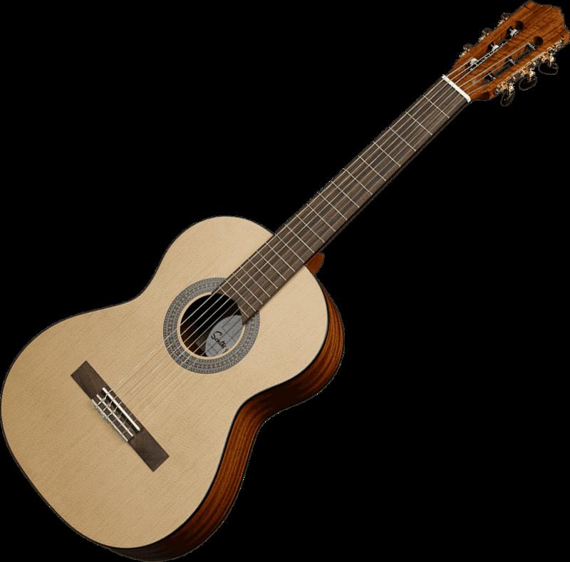 Guitare classique GSM 7-3 ¾ & ½-2.png - Voir en grand