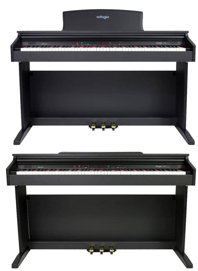Piano numérique Adagio DP150BK. - Voir en grand