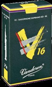 Anches Saxophone Soprano Vandoren V16 - Voir en grand