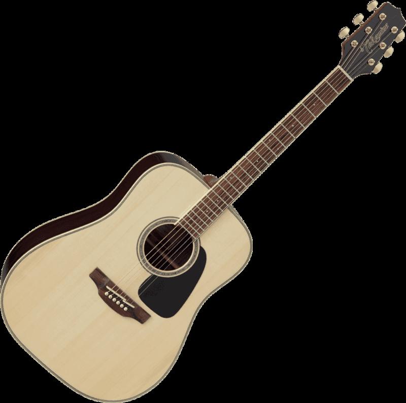 Guitare folk Takamine GD51NAT - Voir en grand