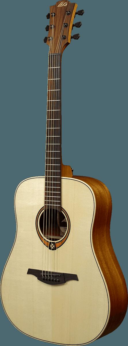 Guitare folk Lâg T88D - Voir en grand