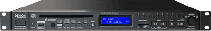 Platine CD DN300Z - Voir en grand