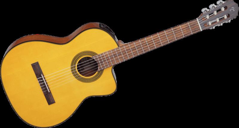 Guitare Classique Takamine GC1CENAT - Voir en grand