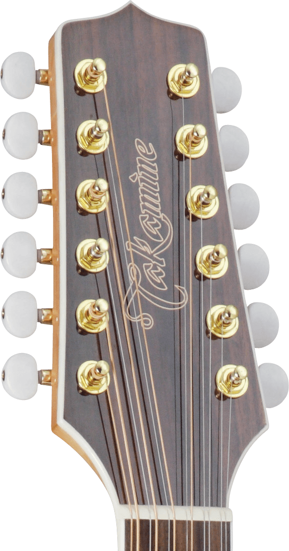 Guitare folk Takamine GJ72CE-12NAT-2 - Voir en grand