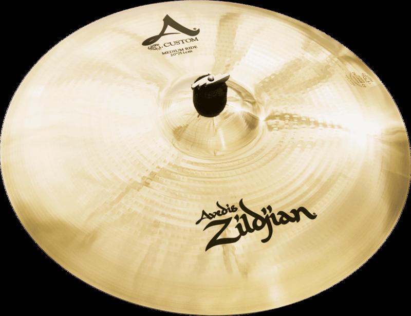 Pack Cymbales A Custom A2C4P-I7-4 - Voir en grand