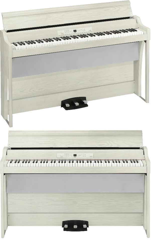 Piano Numérique Korg KOP G1-AIR-WA. - Voir en grand