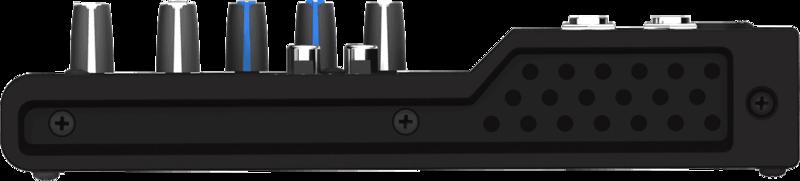 Console de Mixage Mackie MIX5-3 - Voir en grand