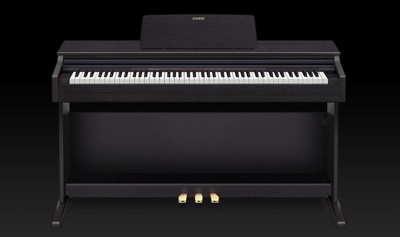 Piano numérique Casio AP-270 noir - Voir en grand