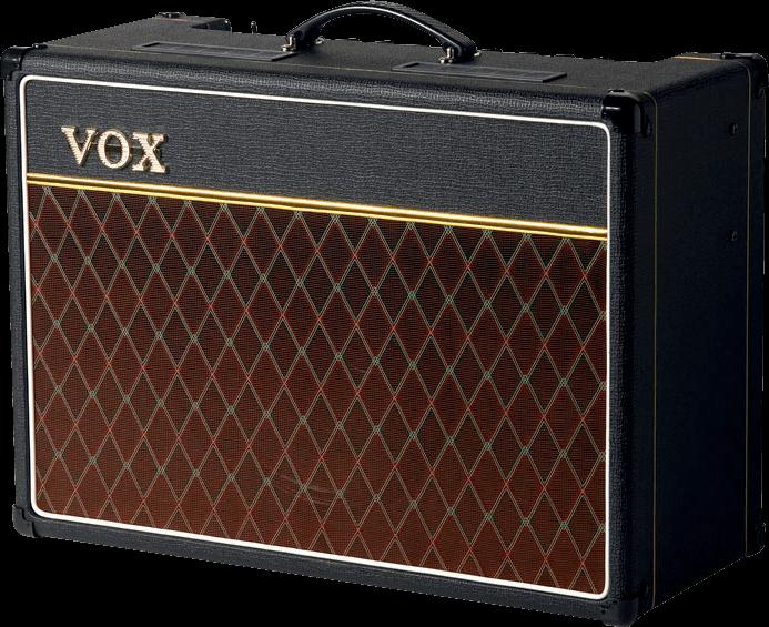 Ampli Vox AC15C1-2 - Voir en grand
