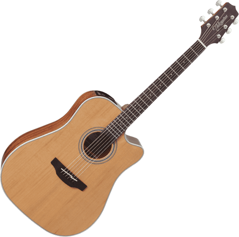 Guitare folk Lâg GD20CENS - Voir en grand