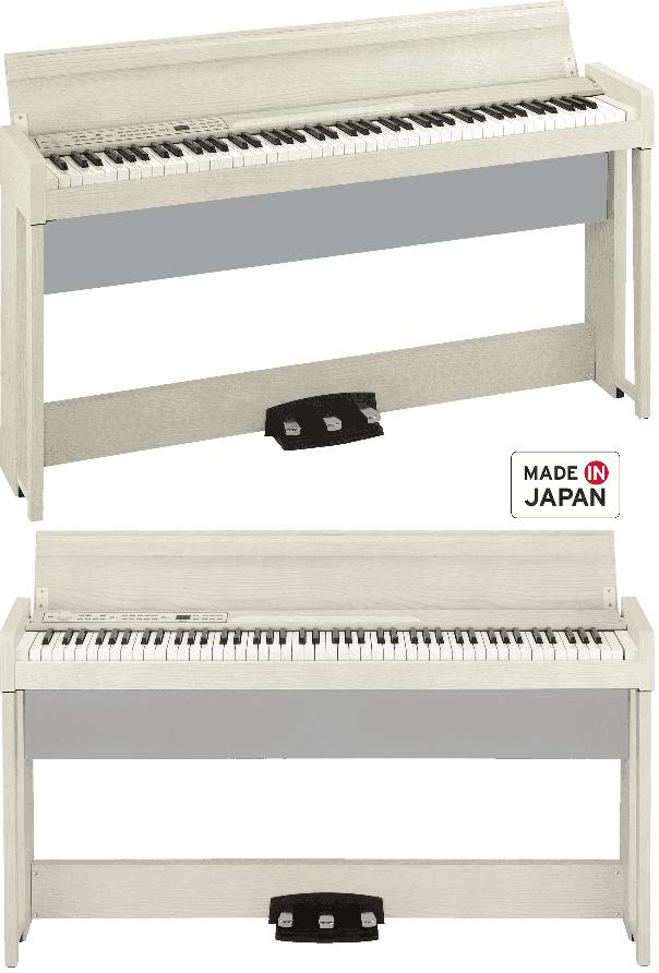 Piano Numérique Korg C1 Air-WA. - Voir en grand