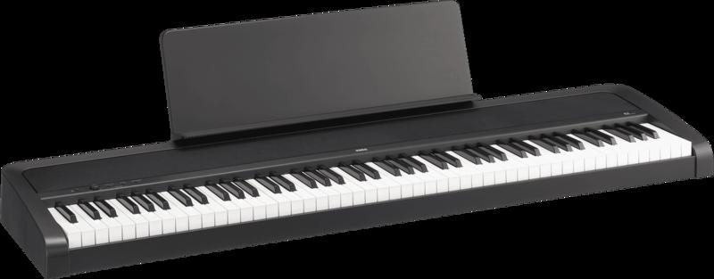 Piano Numérique Korg B2 noir - Voir en grand