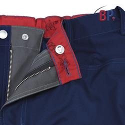 Pantalon de travail BP avec taille élastique au dos