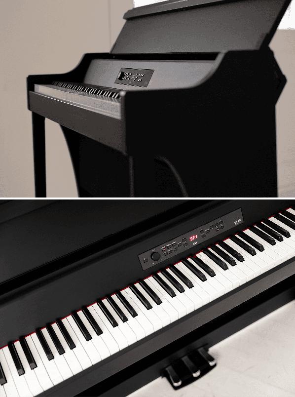 Piano Numérique Korg KOP G1-AIR-BK-2. - Voir en grand