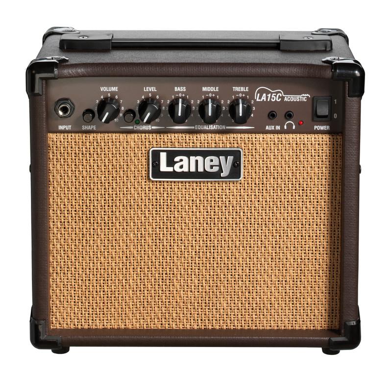 Ampli acoustique Laney LA15C - Voir en grand