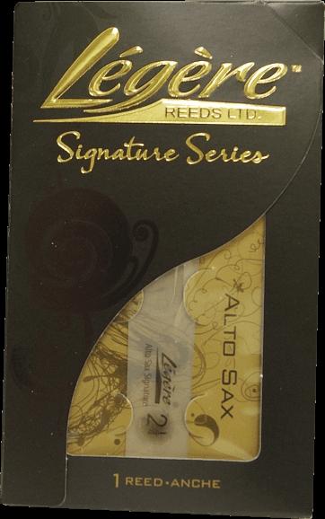 Anche Saxophone Alto Légère Signature - Voir en grand