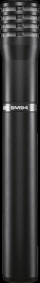 Micro filaire Shure SM94 - Voir en grand